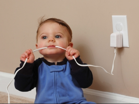 Mitch Wright - Electric Safety Tips for Homes with Kids